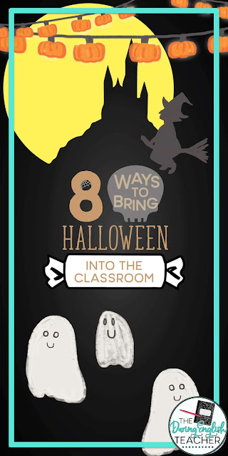 8 Ways to Bring Halloween Into The Classroom