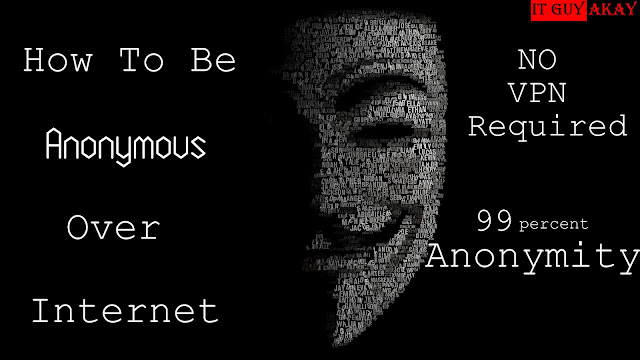 surf internet anonymously