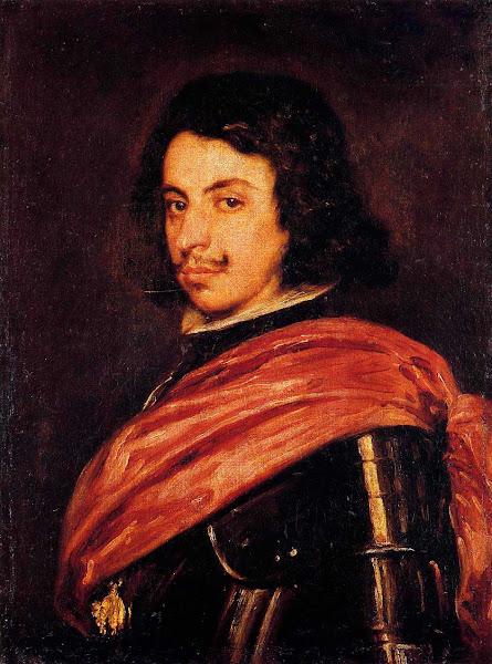 Диего Веласкес - Портрет Франсиска II де Эсте, герцога Модены (1639)