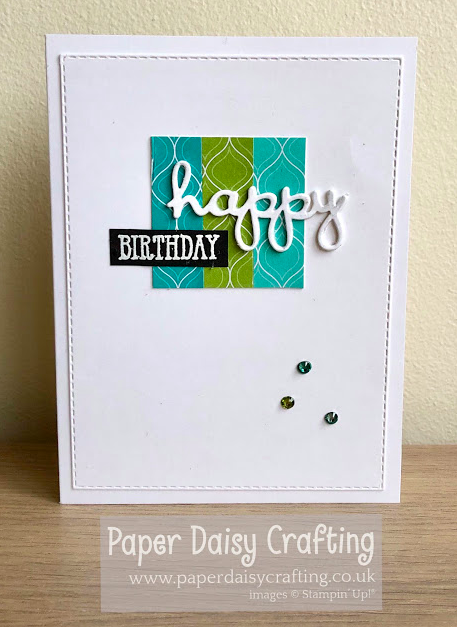 Nigezza Creates with Stampin Up and Paper Daisy Crafting & Well Written