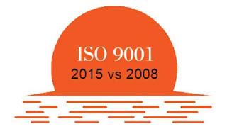 iso 9001 2015 versus 2008
