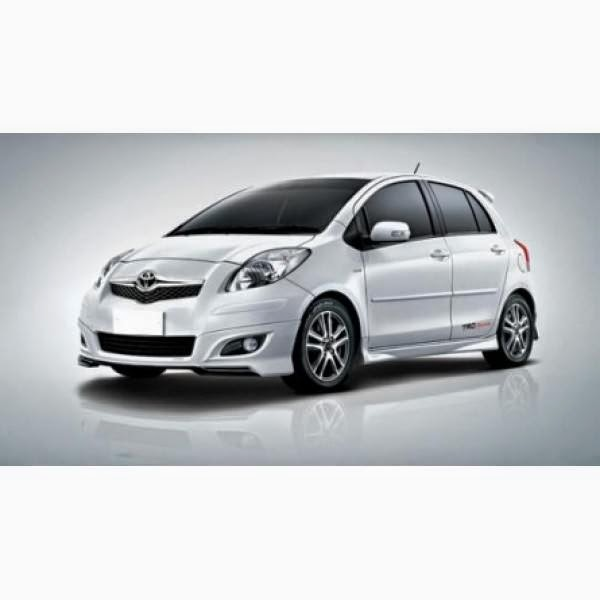 Body Kit Toyota Yaris TRD 2 2006-2011