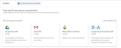 Cara Membuat dan Menggunakan Google Maps API Key