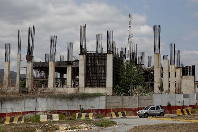 Corrupción, sobreprecio y deterioro en las obras de Odebrecht en Venezuela (fotos)