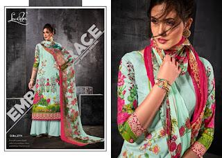 Levisha Lamis Cotton Pakistani salwar kameez wholesaler