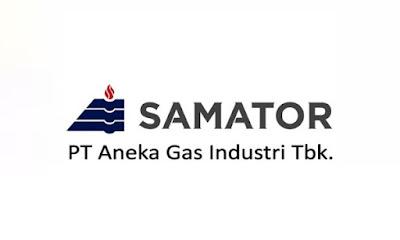 Lowongan Kerja PT Aneka Gas Industri Tbk (Samator) Tingkat SMA SMK D3 S1 Tahun 2020