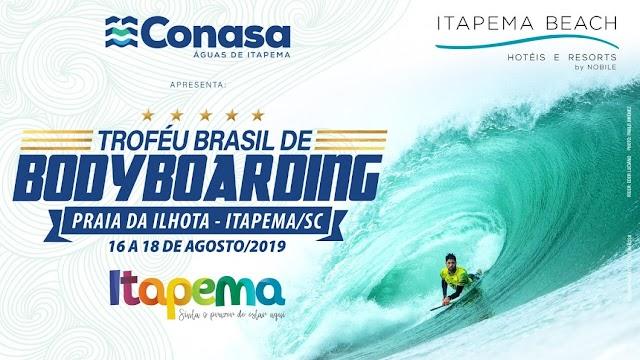 Bodyboarding  em Itapema o tricampeão é daqui