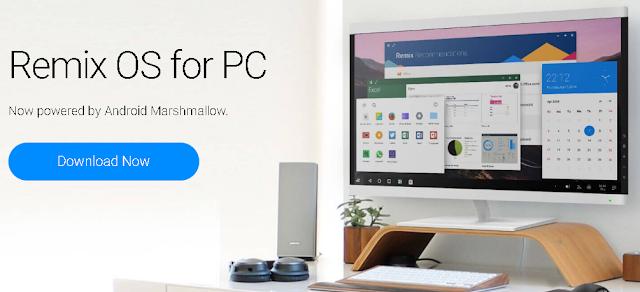Cara Menjalankan Android Marsmallow di PC tanpa Emulator