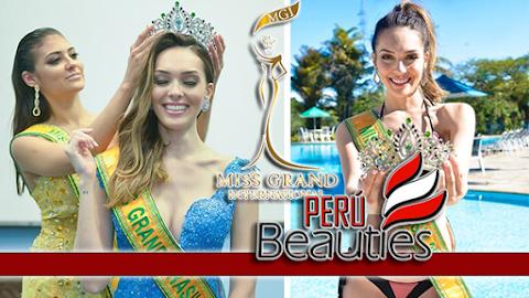 Miss Grand Brazil 2018