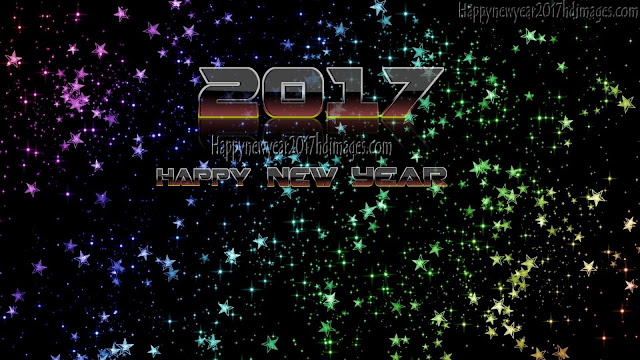New Year 2017 HD Sparkling Background Wallpapers Download Free