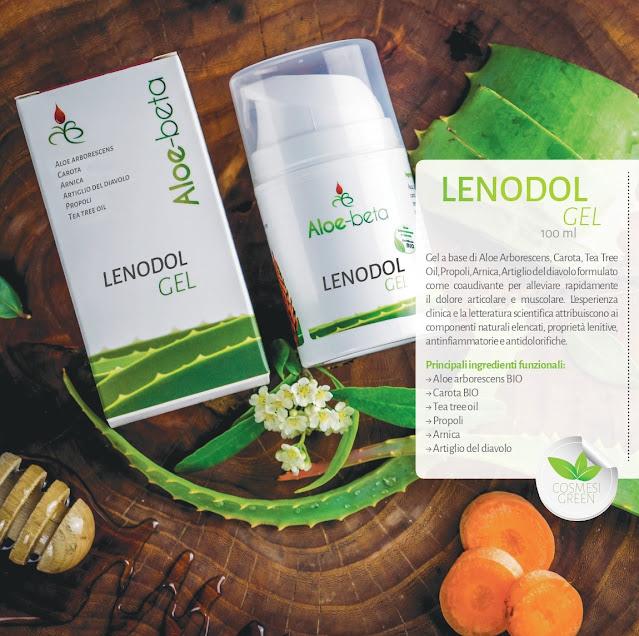 Lenodol gel Aloe-Beta Aloe Arborescens