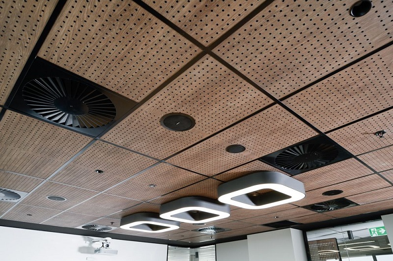Rejuvenate Your Place with Superior Acoustic Ceilings