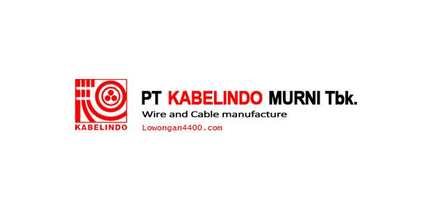 Lowongan Kerja PT. Kabelindo Murni Tbk Kawasan Pulogadung
