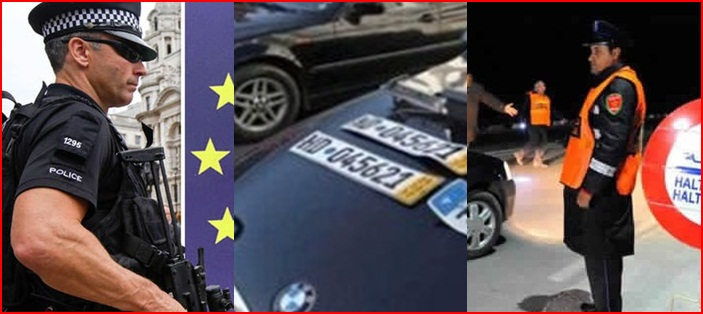 """الشرطة الجنائية الأوروبية """"الأوروبول"""" تشيد بالمصالح الأمنية المغربية لمنع السيارات المسروقة من بلدان الاتحاد الأوروبي"""