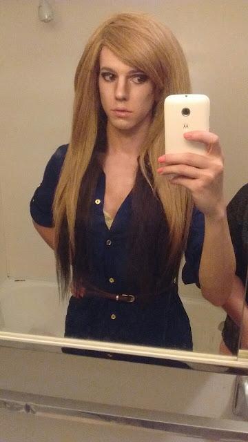 Sexy tgirl