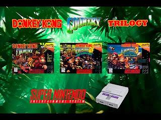 Donkey Kong Country Trilogy [PS2] 3 em 1 Torrent