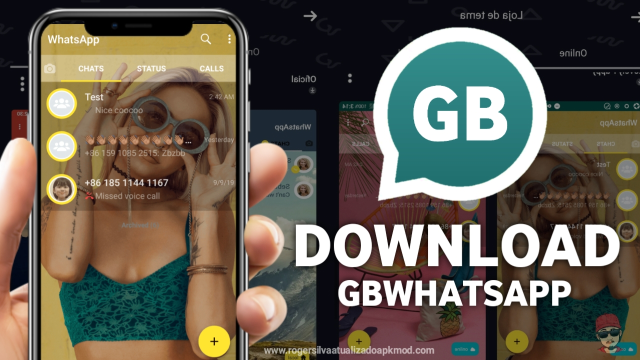 Gbwhatsapp 17.20.0 APK