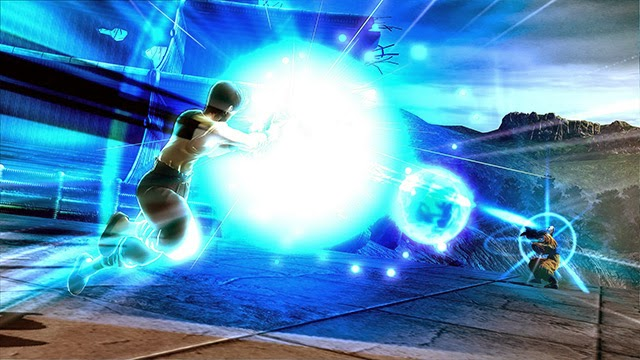 J-Stars Victory Vs, Shounen, Jump, Weekly Shounen Jump, Anime collaboration, games, PS3, Playable Characters, Screenshot, Yusuke, Goku