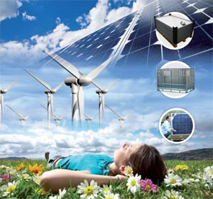 Energías Renovables Ventajas Desventajas Y Tipos Energia Eolica Y Aerogeneradores