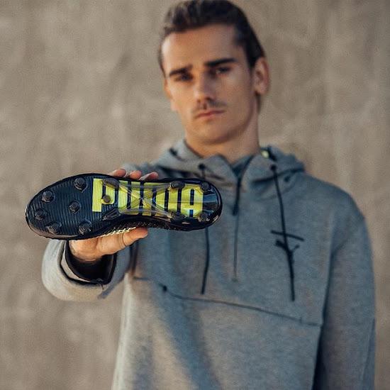 Puma presentó sus nuevos botines Future