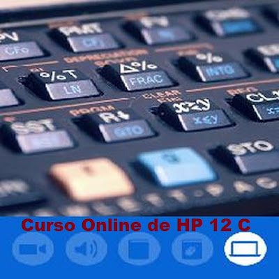 Curso Online de Matemática Financeira - Curso Livre de HP 12C