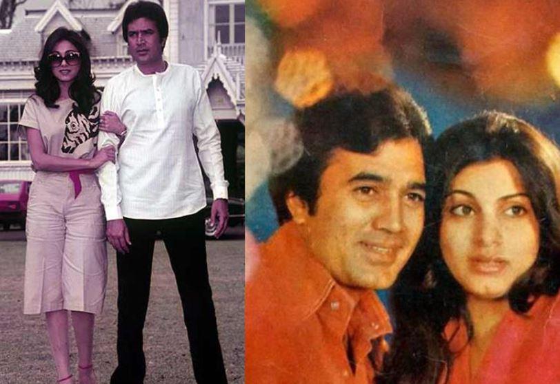 """राजेश खन्ना"""" ने अपनी ही बीवी को क्यों दिखा दिया था ठेंगा"""
