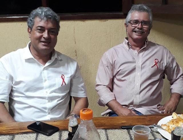 Blog Folha de Jataúba: Boy Ribeiro e Fábio Mamão fazem primeira ...