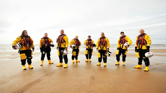 RNLI defends crews' work rescuing refugees in the English Channel