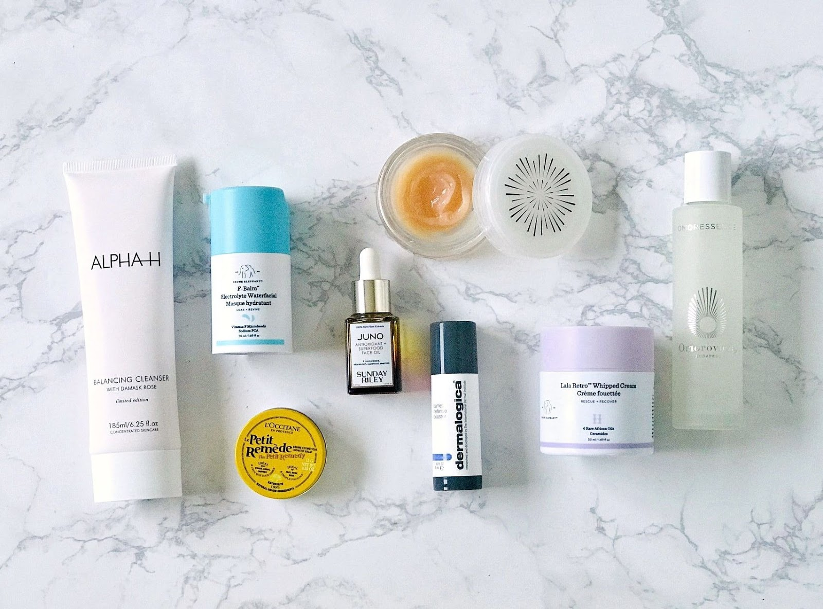 The winter skincare kit for dry skin