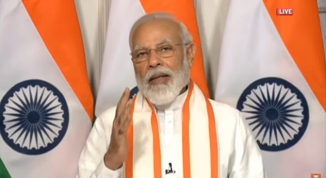 Now there is a need to have products made in the country made for the world PmModi Says
