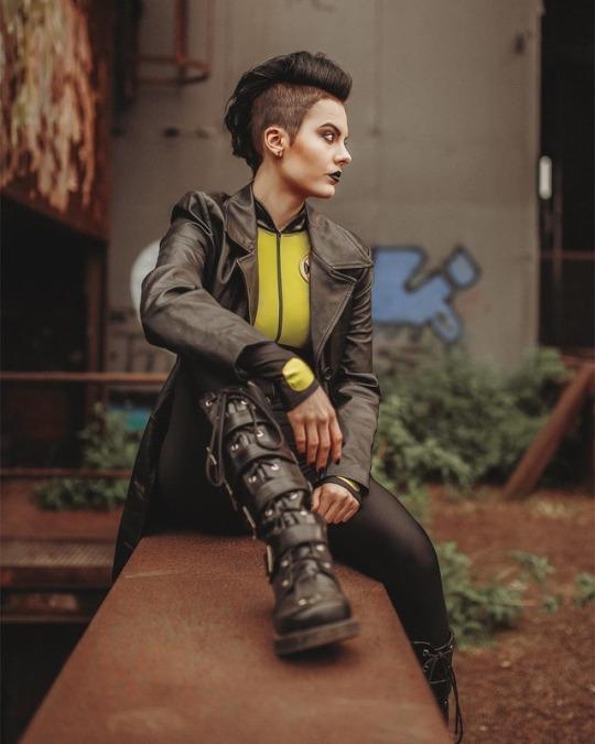 HeroPress: Negasonic Teenage Warhead Cosplay...