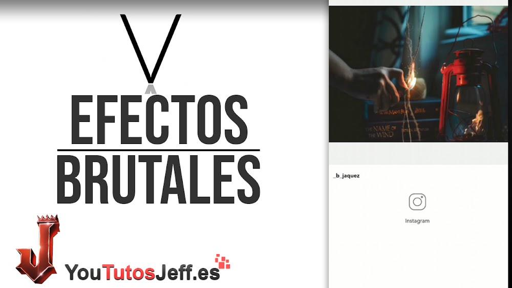 Añade Brutales Efectos Animados a Fotos - Convertir Fotos en Vídeos