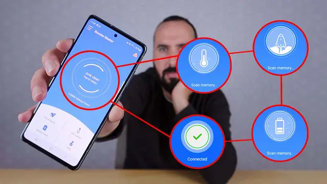 تطبيق ليس له مثيل سيجعل هاتفك كالصاروخ - يطيل عمر البطارية - تصفح الإنترنت بشكل سري وأمن