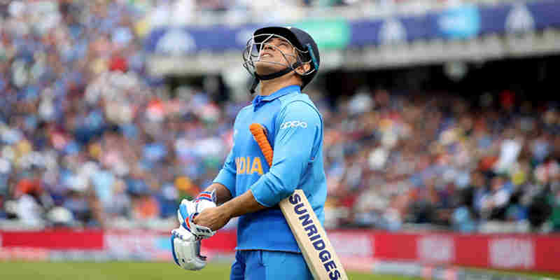 MS Dhoni finally announces retirement from international cricket