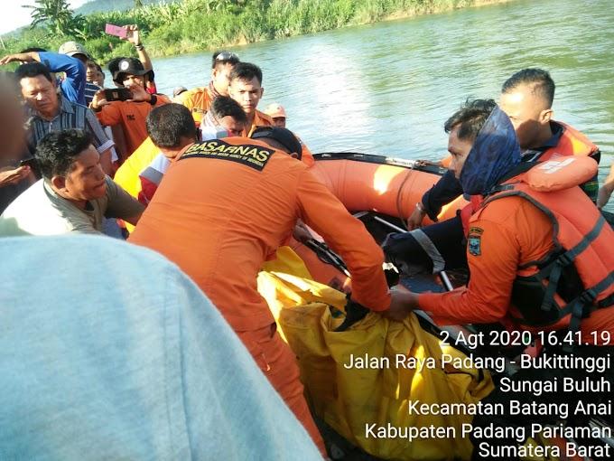 Akhirnya Korban Kedua Bocah Hanyut Yang Hilang Sejak Kemarin Ditemukan