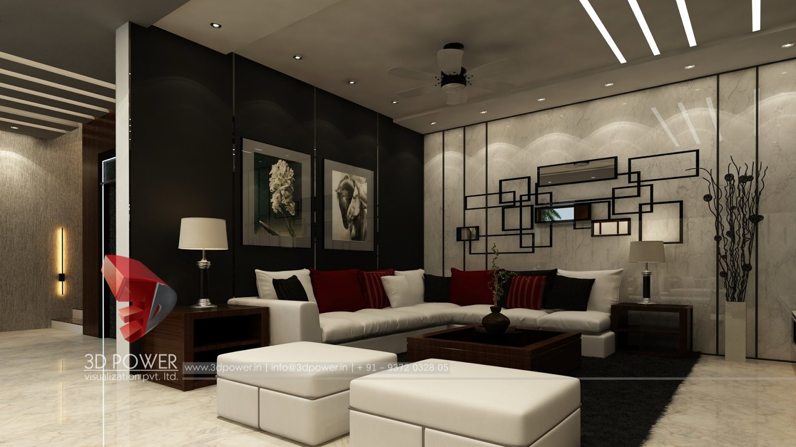Interior Design Ideas For Living Rooms: Interior Designer: High Class Living