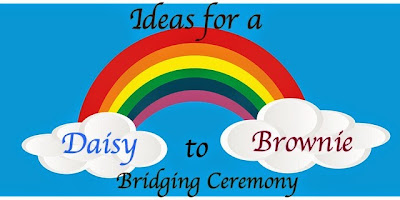 Daisy to Brownie Girl Scout Bridging Ideas