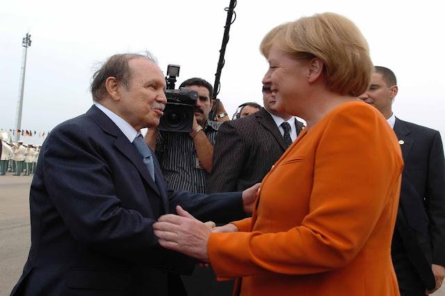 الجزائر تحتل المرتبة الاولى في استيراد الاسلحة الالمانية