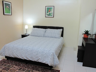 Photo 5: Master bedroom with 1 queen bed