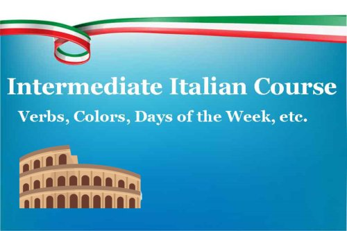 Intermediate Italian Course