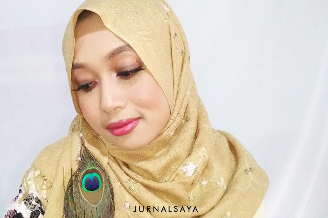 makeup natural dengan sariayu inspirasi jakarta