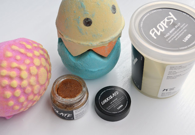 BATH | Easter with Lush!