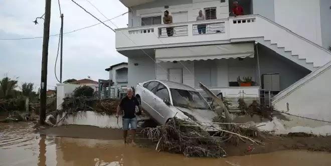 Εύβοια: 7 νεκροί, ένας αγνοούμενος από τις πλημμύρες -Εικόνες καταστροφής στην περιοχή