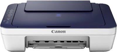 Canon PIXMA E477 Multi-function WiFi Color Printer