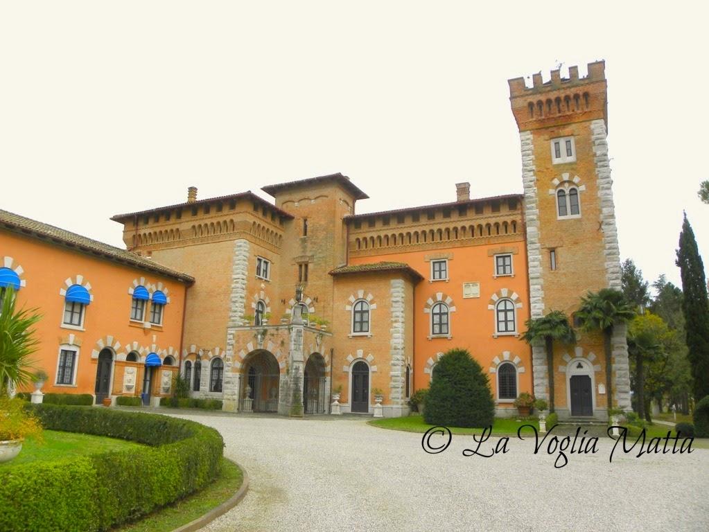 Castello di Spessa Capriva Gorizia