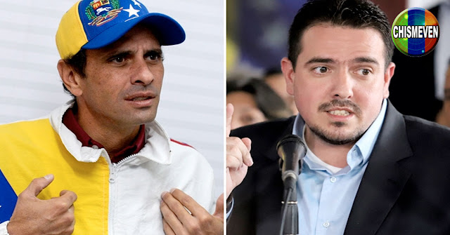 Capriles y Stalin Gonzalez negociaron con el Régimen para soltar a Requesens