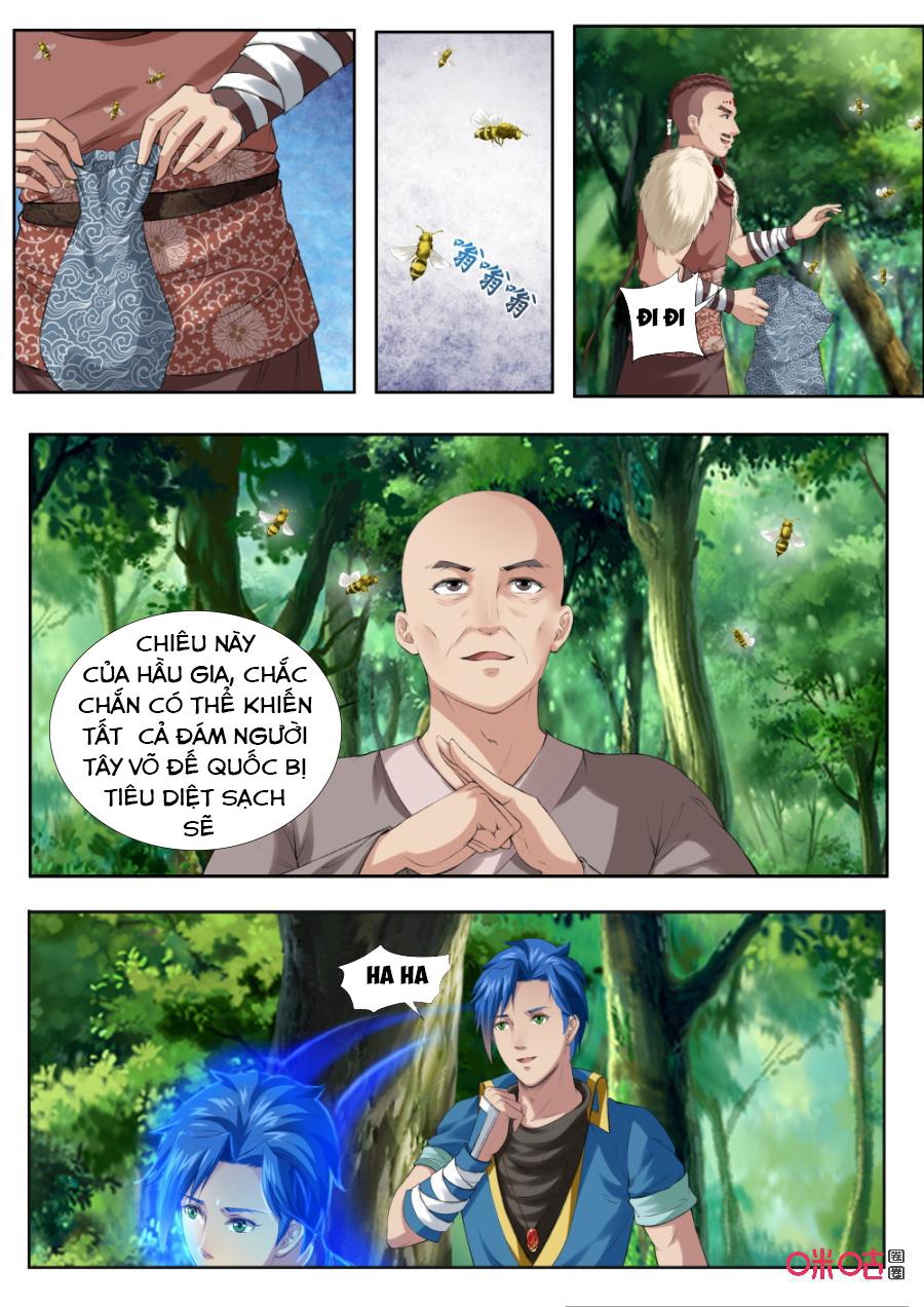 Cửu Tinh Thiên Thần Quyết chap 175 - Trang 2