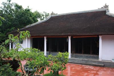 Thống kê các hình thức kiến trúc gỗ Việt Nam