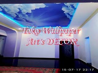 Jual Wallpaper Dinding Tangerang