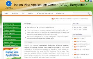 Indian Visa Apply From Bangladesh